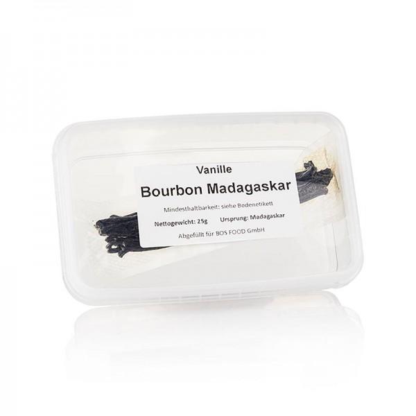 Gewürzgarten Selection - Bourbon-Vanille Schoten aus Madagaskar ca. 7 Stangen