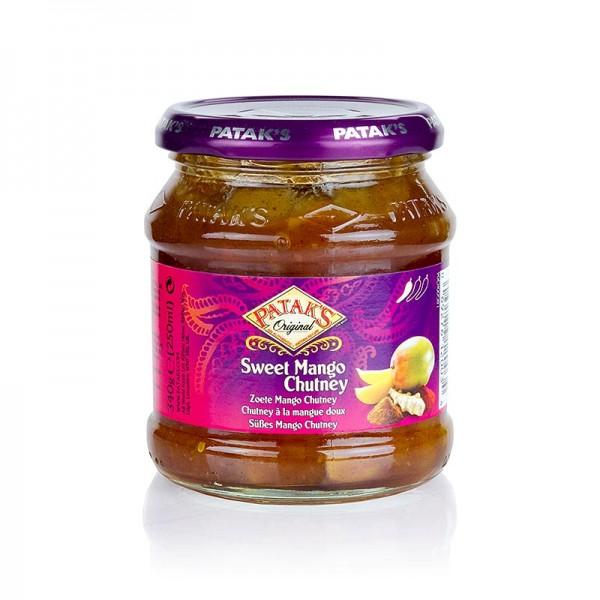 Patak´s - Mango Chutney Sweet mild von Patak´s