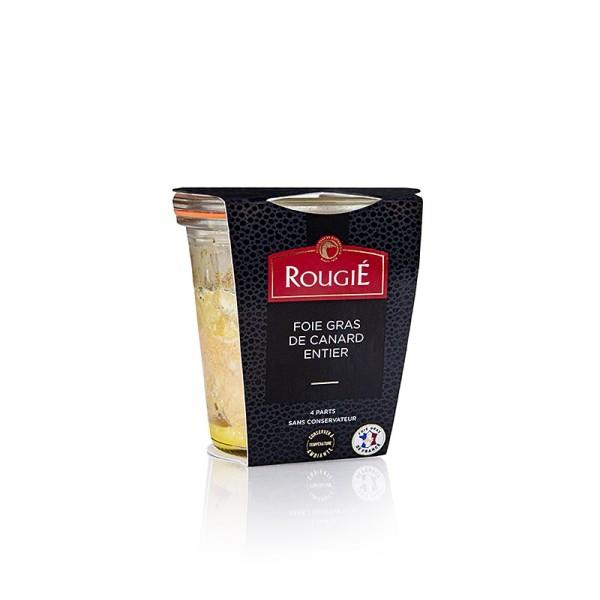 Rougie - Entenstopfleber - Entier 100% Foie Gras Rougié