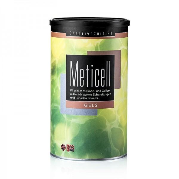 Creative Cuisine - Meticell Geliermittel Methylzellulose E 461