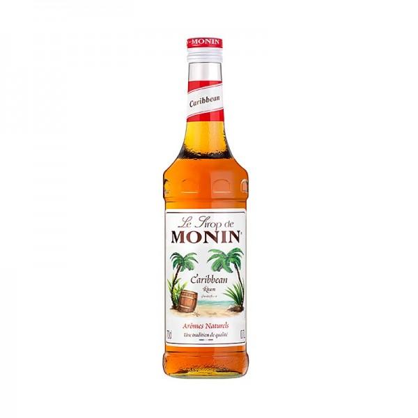Monin - Caribbean alkoholfreier Rumgeschmack