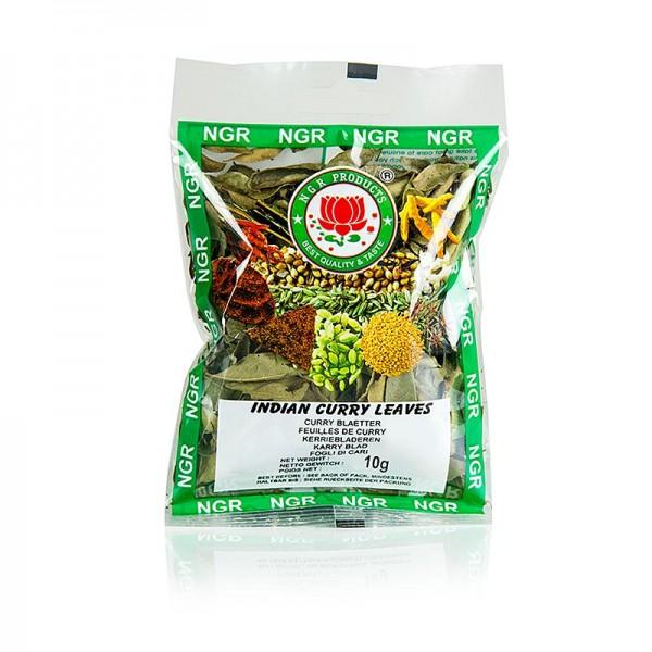 Deli-Vinos Asia - Curryblätter getrocknet NGR