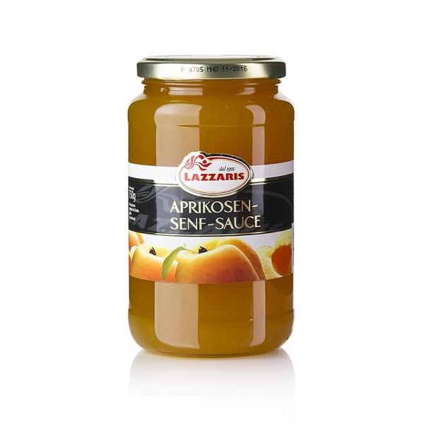 Lazzaris - Lazzaris - Aprikosen-Senf-Sauce nach Tessiner Art