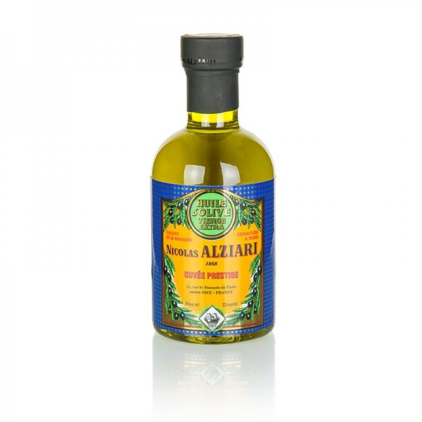 Alziari - Olivenöl Extra Vierge Fruité Douce mild Alziari