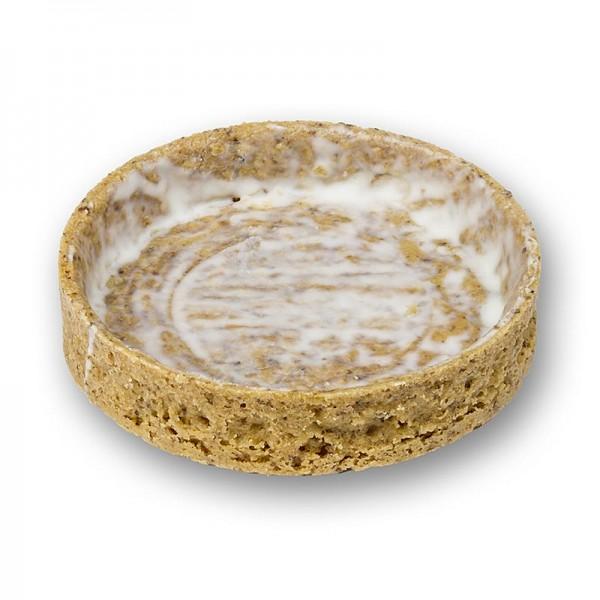 Deli-Vinos Patisserie - Dessert-Tartelettes aus Mandeln & Butter Ø80x17mm h