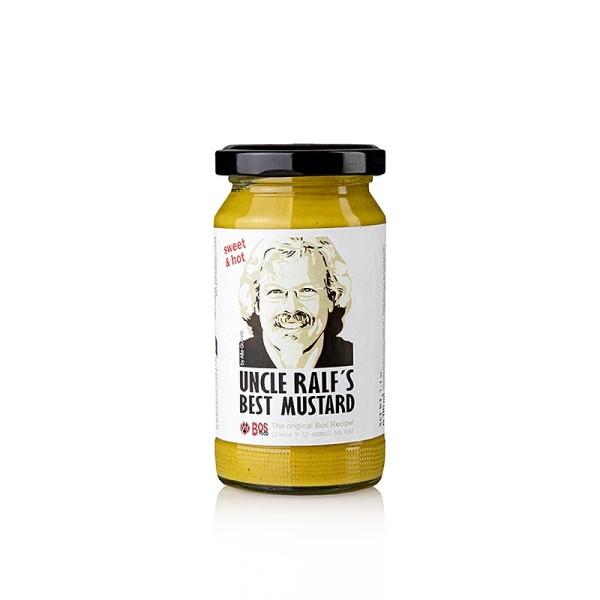 Kornmayer - Kornmayer - Uncle Ralfs Best Mustard Senf sweet & hot
