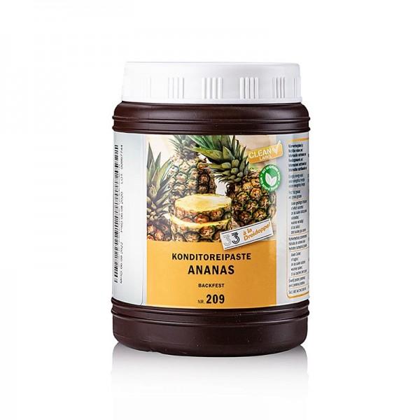 Dreidoppel - Ananas-Paste von Dreidoppel No. 209