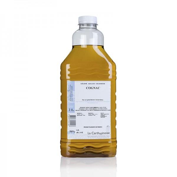 La Carthaginoise - Cognac 50% vol. dickflüssig für Patisserie & Eisherstellung