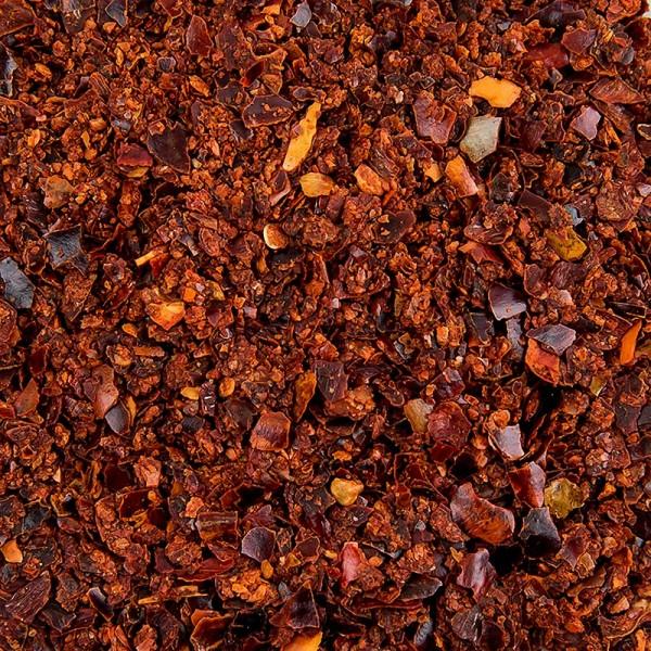 Gewürzgarten Selection - Chili rot mild geschrotet 2-4mm