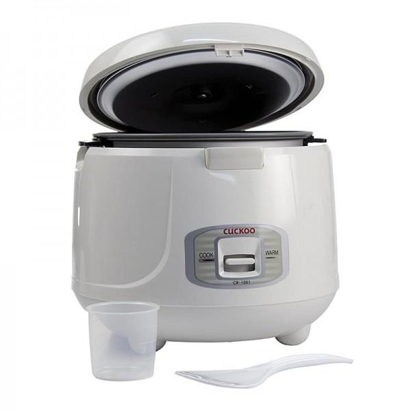 Deli-Vinos Kitchen Accessories - Reis-Kocher mit Warmhaltesystem antihaft-beschichtet 1.8 l