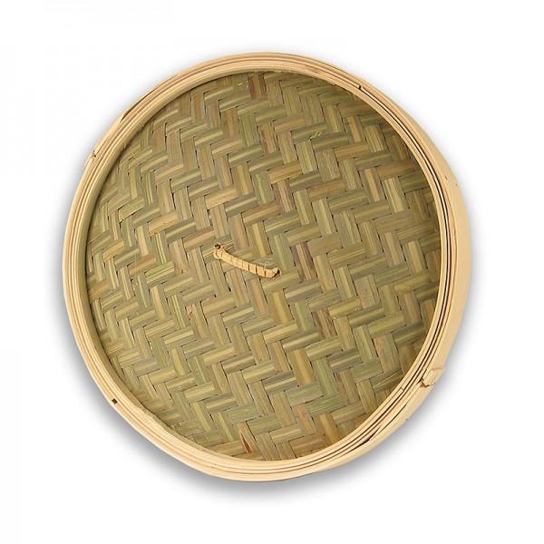 Deli-Vinos Kitchen Accessories - Deckel für Bambusdämpfer ø 30cm außen ø 28cm innen 12 inch