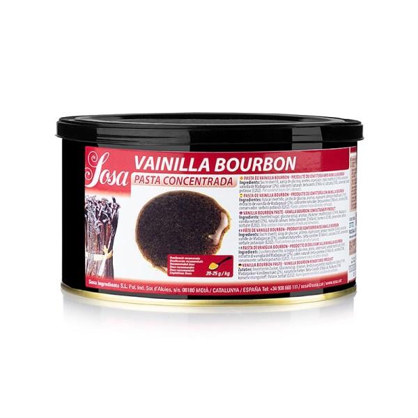 Sosa - Paste - Bourbon-Vanille