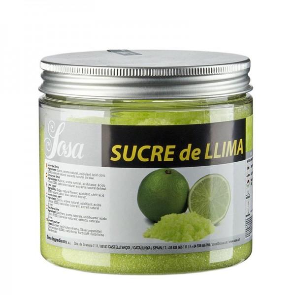 Sosa - Zucker mit Limettenaroma