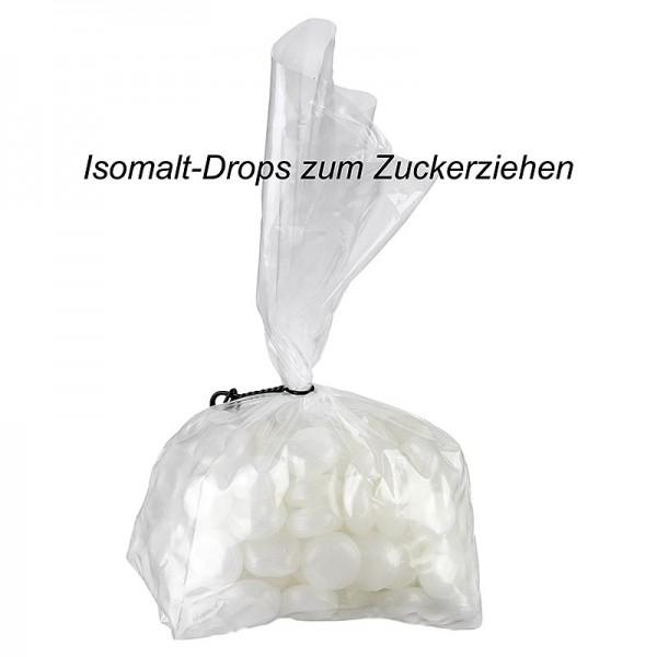 Deli-Vinos Patisserie - Isomalt-Drops zum Zuckerziehen Zuckeraustauschstoff mikrowellengeeignet