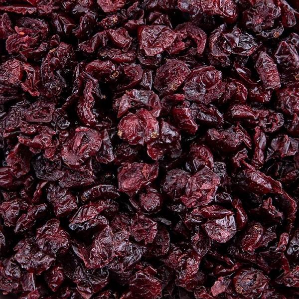 Deli-Vinos Obstgarten - Cranberries/Moosbeeren getrocknet mit Ananassaft gesüßt hell