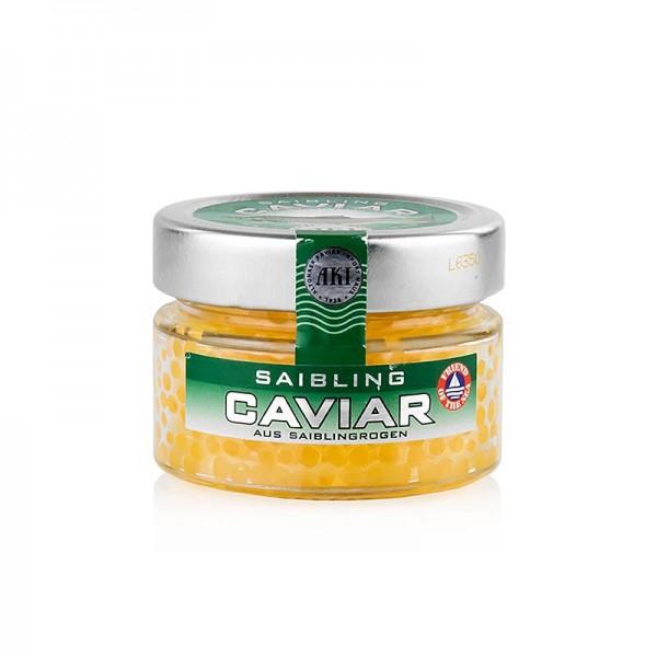 AKI - Saiblings Kaviar Gold AKI (Saison Artikel)