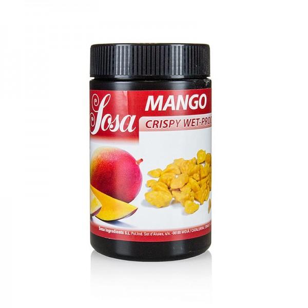 Sosa - Crispy - Mango Wet Proof mit Kakaobutter ummantelt