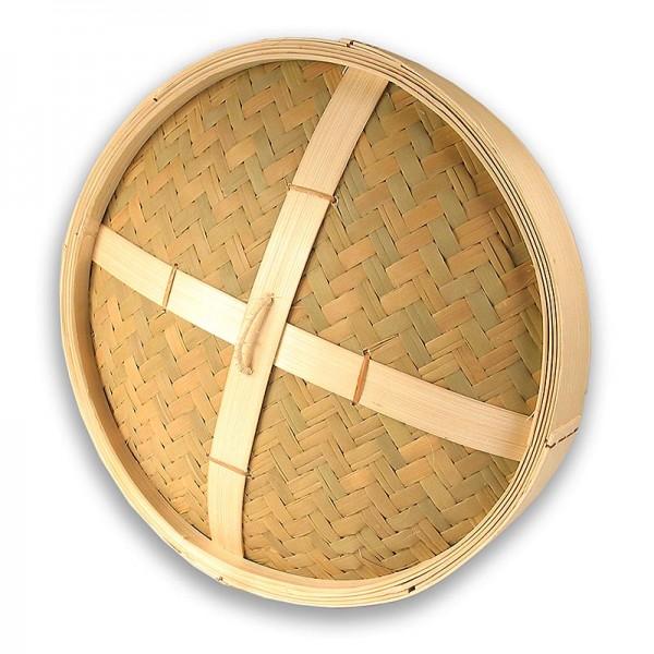 Deli-Vinos Kitchen Accessories - Deckel für Bambusdämpfer ø 52cm außen ø 48cm innen 20.5 inch
