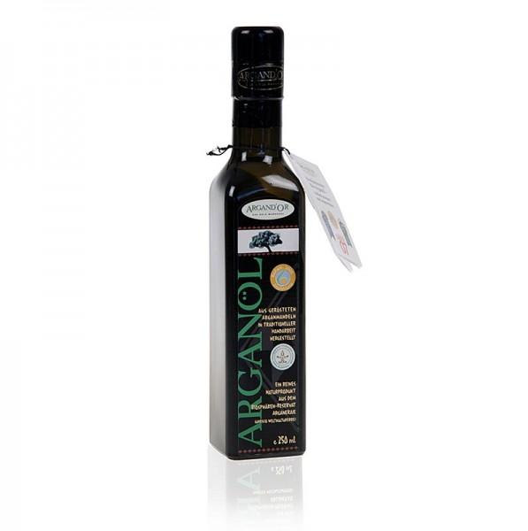 Argandor - Arganöl Marokko traditionell gefiltert Argandor BIO