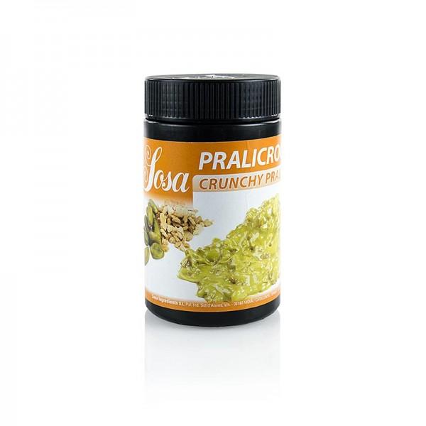 Sosa - Paste - Pistazie mit Keksstücken (Crunch) Pralicroc