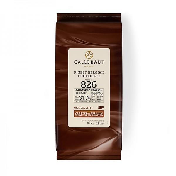 Callebaut - Vollmilch für Pralinen Block 31% Kakao
