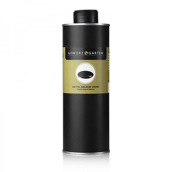 Deli-Vinos Oil & Vinegar - Gewürzgarten Dattel-Balsam-Creme 3% Säure
