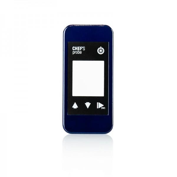 Chef´s Probe - Chef´s Probe Front Blue blaue Austauschfront für das Thermometer