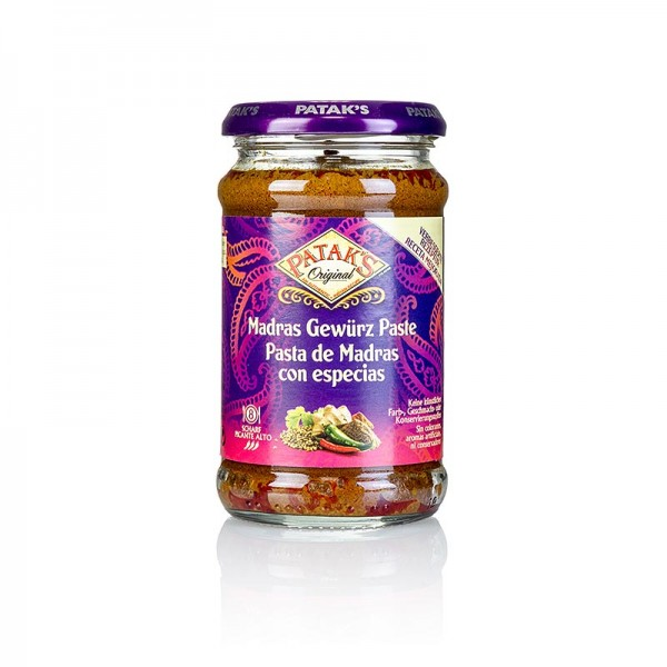 Patak's Original - Curry Paste Madras scharf Patak´s