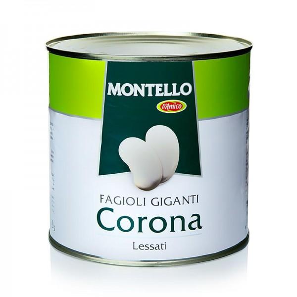 Montelli - Weiße Corona Bohnen in Lake