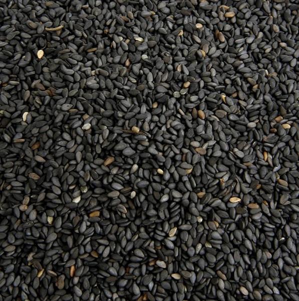 Gewürzgarten Selection - Sesam-Samen ungeschält schwarz