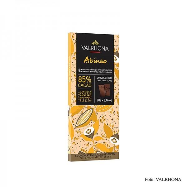 Valrhona - Abinao - Bitterschokolade 85% Kakao Afrika