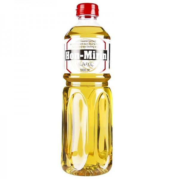 Hon-Mirin - Mirin - süßer Reiswein alkoholisches Würzmittel