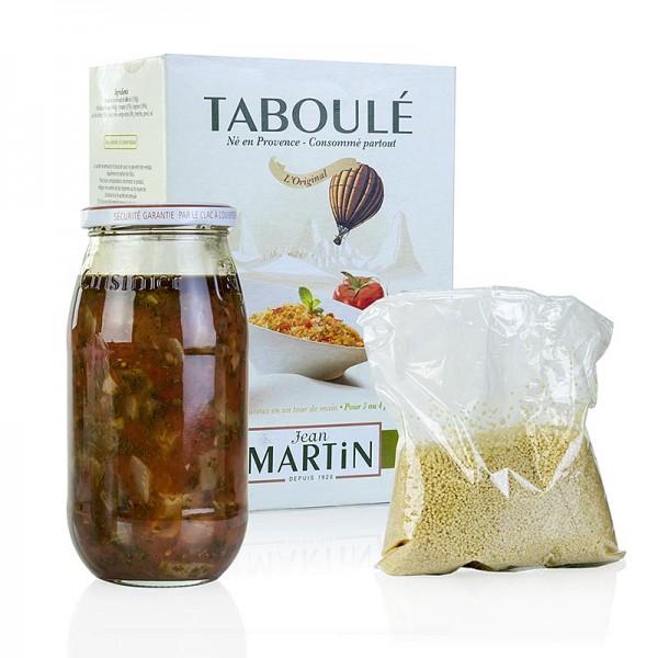 Jean Martin - Taboulé Fertigmix 1 Glas Sauce und 1 Beutel Cous-Cous