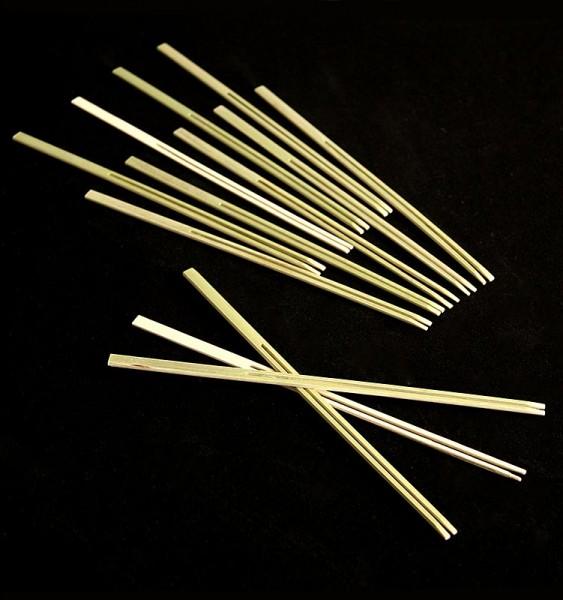 Deli-Vinos Kitchen Accessories - Bambus-Spieße Stimmgabeln 18cm