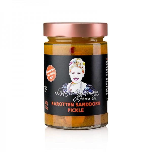 Lisa Angermann - Karotten - Sanddorn Pickle by Lisa Angermann