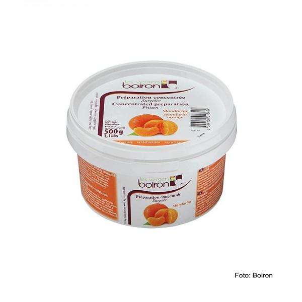 Les Vergers Boiron - Konzentrat-Mandarinensaft TK