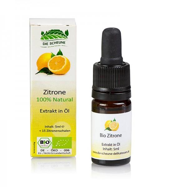 Aymeric Pataud - Natürliches Zitronen Aroma 5ml by Aymeric Pataud BIO