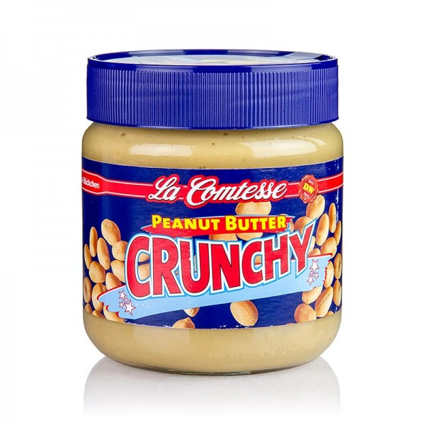 La Comtesse - Erdnusspaste crunchy