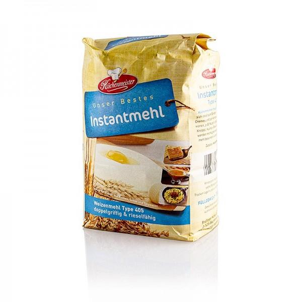 Küchenmeister - Instant-Mehl - bindet ohne Klümpchen - Küchemmeister