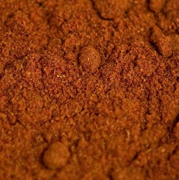 Gewürzgarten Selection - Chili Jalapeno Chipotle rot gemahlen 22-30 TSD Scoville Units USA