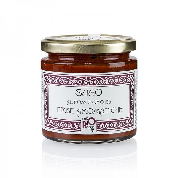 Amerigo - Sugo al erbe aromatiche - Tomatensauce mit italienischen Kräutern Amerigo