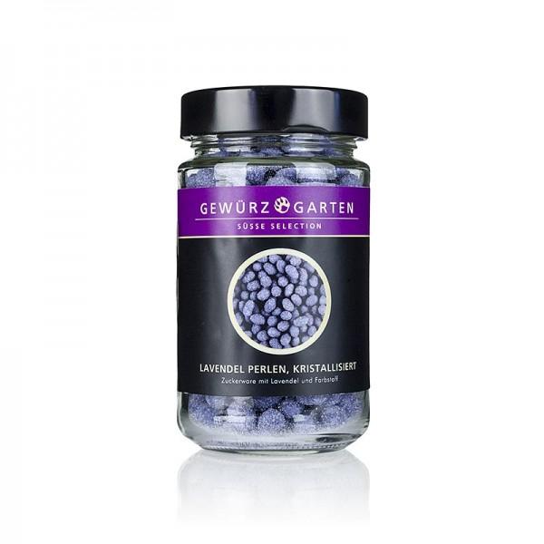 Gewürzgarten Selection - Gewürzgarten Lavendel Perlen kristallisiert