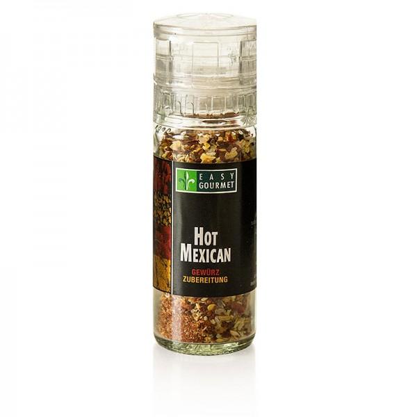 Easy Gourmet - Gourmet-Gewürzmühle Hot Mexican Easy Gourmet