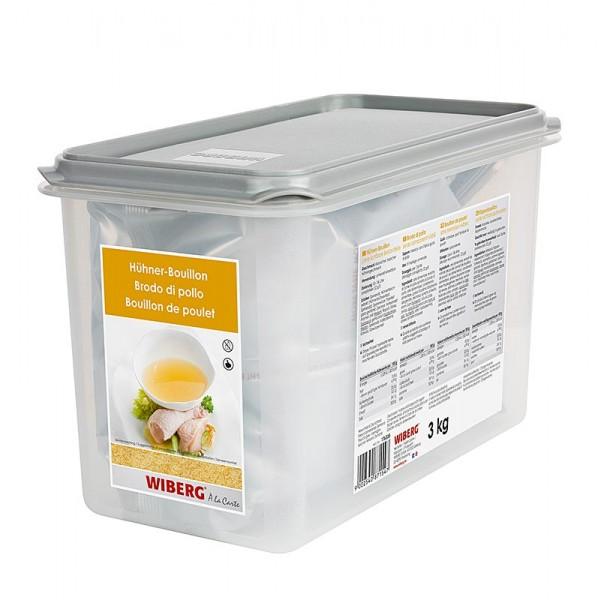 Wiberg - Hühner-Bouillon klar kräftig für 136 Liter