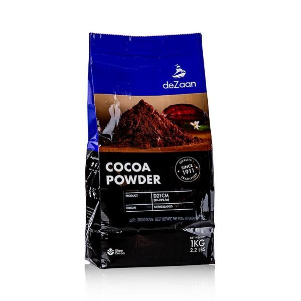 Grue de Cacao - Kakaopulver schwach entölt 20% Kakaobutter
