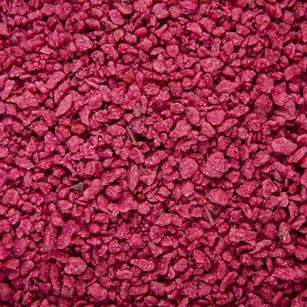 Deliflor - Echte Rosen-Blütenblätter Stückchen rot kristallisiert essbar