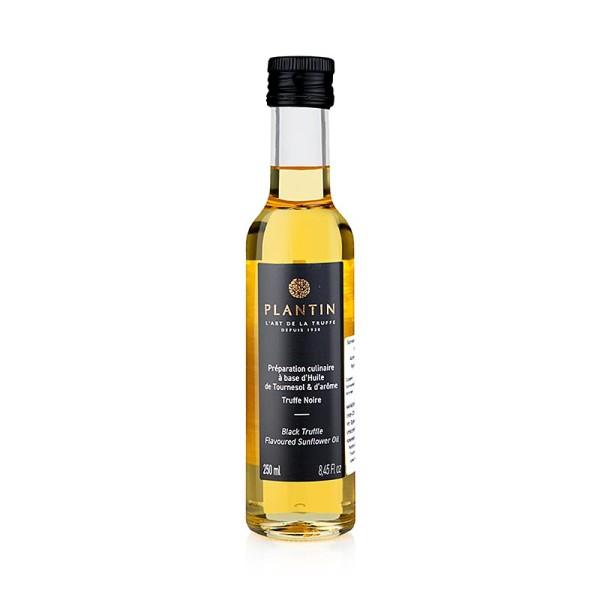 Platini Delices - Sonnenblumenkernöl mit Wintertrüffel-Aroma (Trüffelöl) Plantin