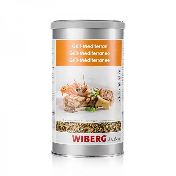 Wiberg - Wiberg Gewürzsalz Grill Mediterran
