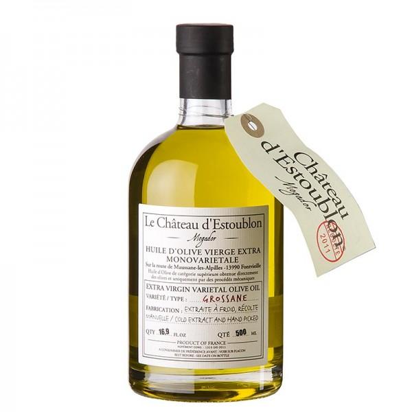 Chateau d´Estoublon - Olivenöl Extra Vierge aus Grossane Oliven Chateau d´Estoublon