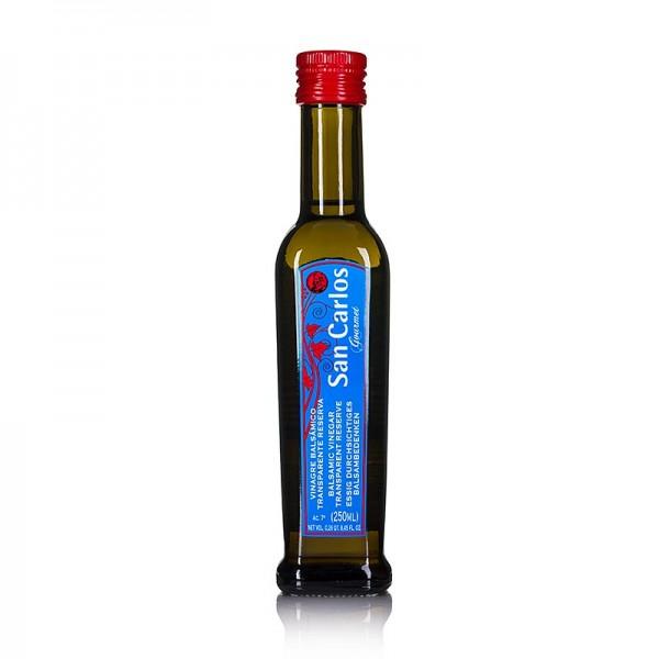 San Carlos Gourmet - Balsamico Essig Bianco Reserve 5 Jahre San Carlos Gourmet